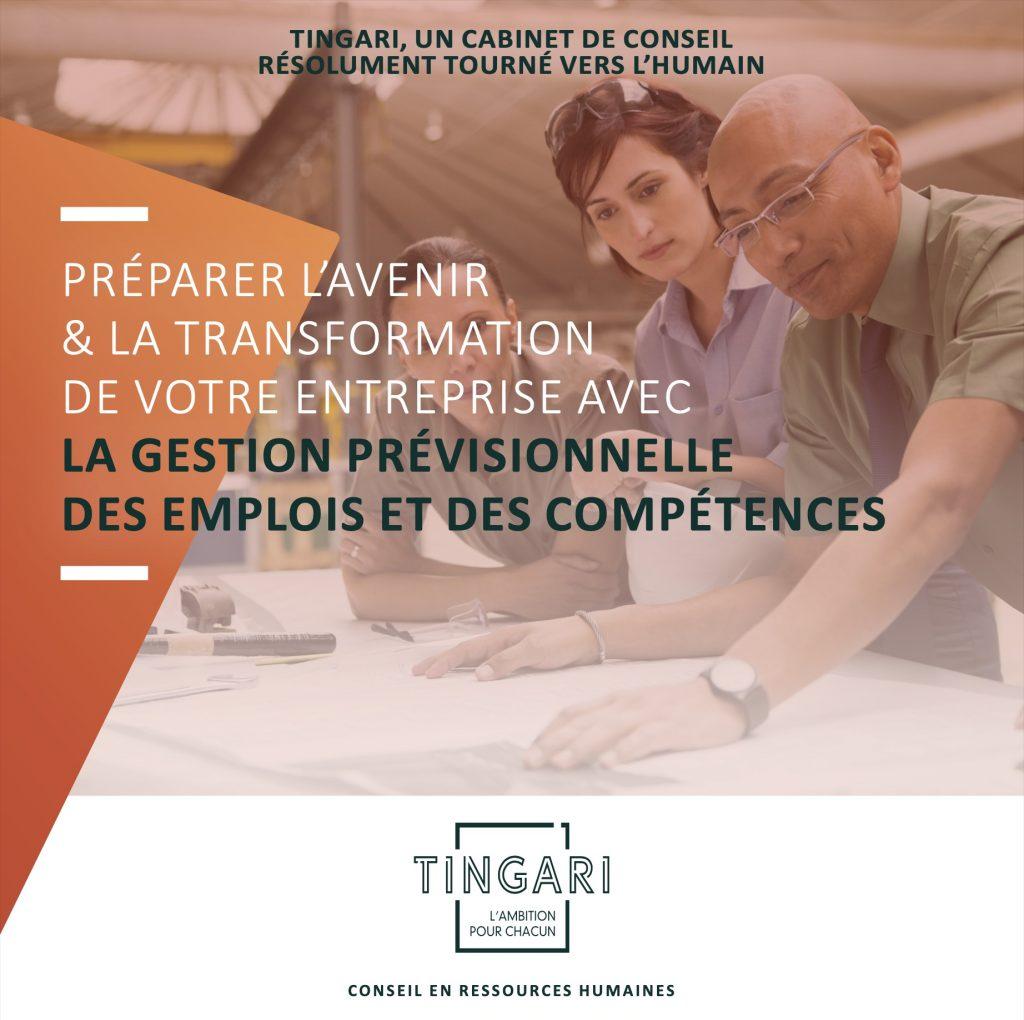 La Gestion Prévisionnelle des Emplois et des Compétences (GPEC) (image)