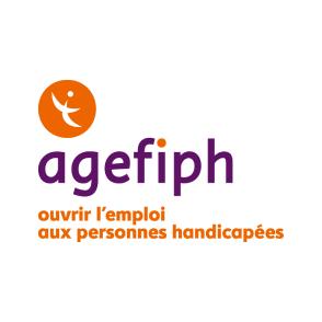 Le logo de notre partenaire Agefiph
