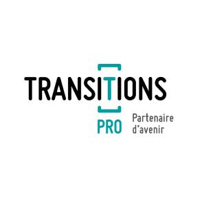 Le logo de notre partenaire Transitions PRO